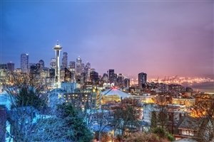 Seattle City of Washington HD Wallpapers